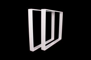 TRwg 80x20 Stahl weiß glanz (Profil 8x2cm)