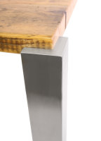 TBE (Tischbein mit eingelassener Befestigungsplatte)