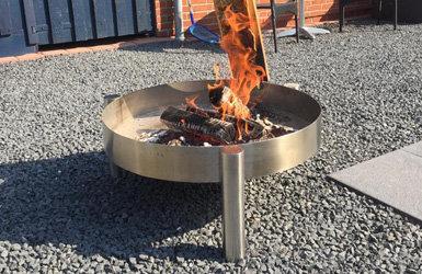 Die richtige Pflege für Feuerschalen & Grillschalen aus Edelstahl - Die richtige Pflege für Feuerschalen & Grillschalen aus Edelstahl
