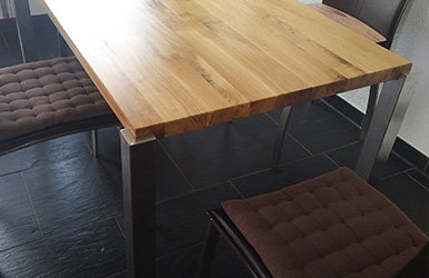 Unsere TBE Tischbeine - schlank und elegant - Unsere TBE Tischbeine - schlank und elegant