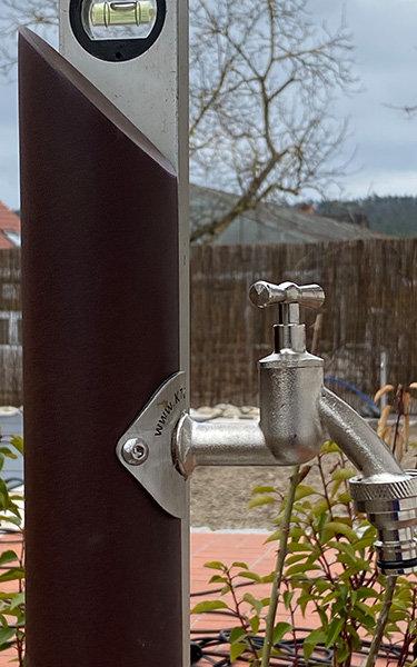 Zapfstelle Wasserhahn
