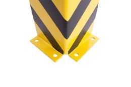 Rammschutz L-Form 400mm 6mm Regalschutz Anfahrschutz Rammschutzecke