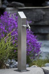 Wassersäule SQS 730 mm Edelstahl V2A...
