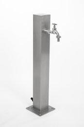 Wassersäule SQG 650 mm Edelstahl V2A...