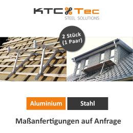 Dachständer Dachbock Dachdeckergerüst Dachgerüst Alu Gerüst Aluminium o. Stahl