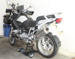 Motorrad Rangierhilfe Rangierplatte RH-S 320 Rollwagen 320KG Rollhilfe Rollplatte