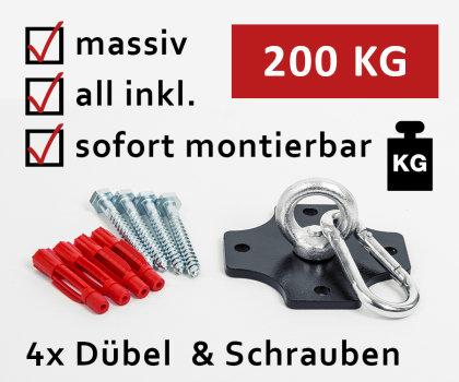 Profi Boxsack Halterung Deckenhalterung Boxsackhalterung Boxsackhalter Halter B2
