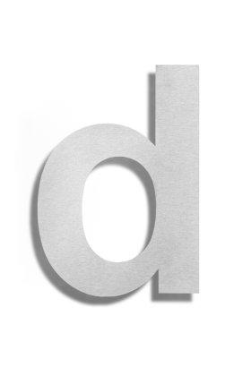 Hausnummer d Edelstahl V2A rostfrei 150mm