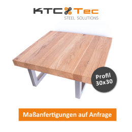 Waschbecken Konsole Edelstahl Träger...