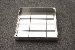 Schachtabdeckung Aluminium SAP-90/5A Schachtdeckel...