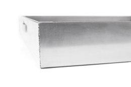 Schachtabdeckung Aluminium SAP-40/10A Schachtdeckel auspflasterbar 400x400  befliesbar bepflanzbar befüllbar wasserdicht Höhe 100mm