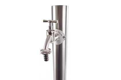 Trinkwasser Wassersäule Tsrg 950 Edelstahl V2a Wasserzapfsäule