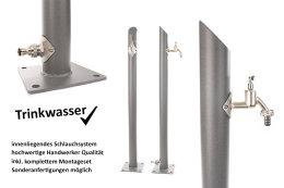 TRINKWASSER Wassersäule TSRS 1010 Beton Optik Stein...