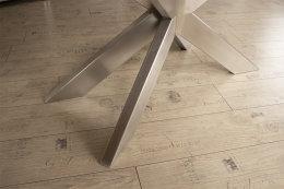 Kreuzgestell Edelstahl V2A Valencia 100x40 L1400 Tischgestell Küchentisch Esstisch Tischuntergestell X-Gestell