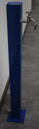 TRINKWASSER Wassersäule TSQG 950 blau glänzend (1 Stück)