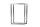 Tischgestell Edelstahl TRG 50x30 500 Untergestell Kufen Tischuntergestell, 2 Stk