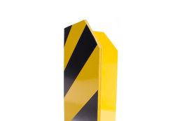 Rammschutz L-Form 800mm 5mm Regalschutz Anfahrschutz Rammschutzecke Eckschutz Regal Lager Säulenschutz