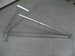 Stahl Dachständer Dachbock Dachdeckergerüst Dachgerüst Gerüst Kamingerüst