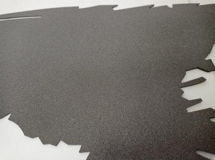 Betonoptik pulverbeschichtet (magnetisch)