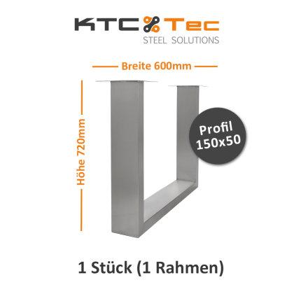 Breite 600 mm - 1 Stück (1Rahmen)
