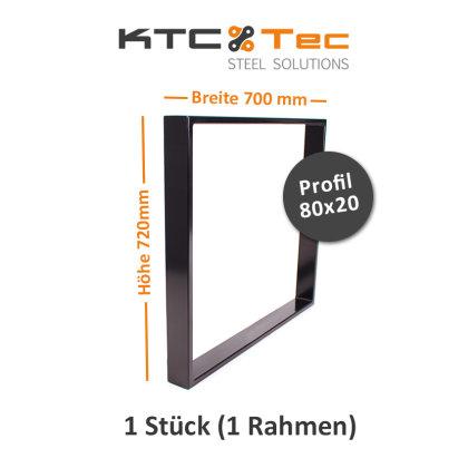 Breite 700 mm - 1 Stück (1 Rahmen)