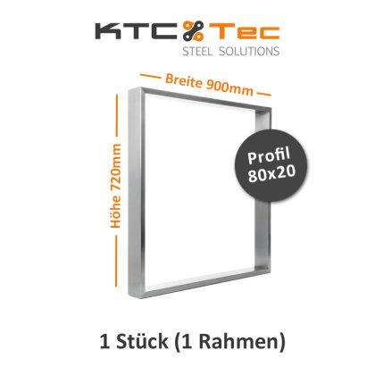 Breite 900 mm - 1 Stück (1 Rahmen)