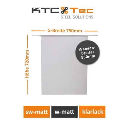 SWG55-w - 1 Stück (1 Rahmen)